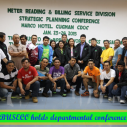 BUSECO holds departmental conference