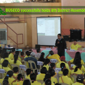 BUSECO successfully holds 8th District Assembly in Baungon