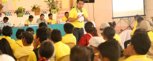 BUSECO District Assembly in Lantapan – Successful!